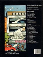 Verso de Les petits hommes (Soleil/Jourdan) -3- Les évadés