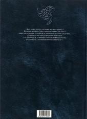 Verso de Le donjon de Naheulbeuk -1a- Première saison, partie 1