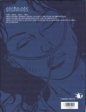 Verso de Enchaînés -3- Le diviseur