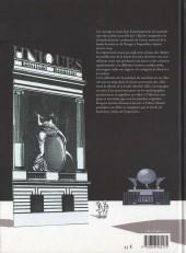 Verso de (DOC) Études et essais divers - Les musées imaginaires de la bande dessinée