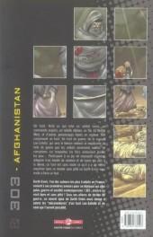 Verso de 303 (Bamboo) -1- Afghanistan