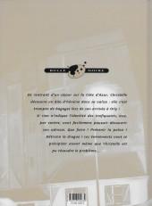 Verso de Relations Publiques -1- La main passe