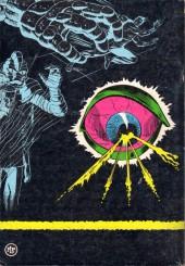 Verso de Étranges aventures (1re série - Arédit) -10- Le monde du tyran