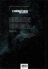 Verso de L'héritier des étoiles -1- Apprivoise-moi
