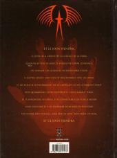 Verso de Redhand -2- L'arme des Dieux