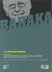 Verso de Baraka -2- La chance aux trousses