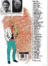 Verso de Ric Hochet -71- La dernière impératrice