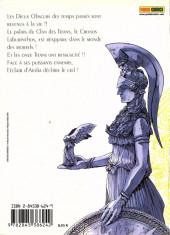 Verso de Saint Seiya Épisode G -7- Tome 7