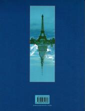 Verso de Tour de France (Frezzato) - Un dessinateur italien au pays de la BD