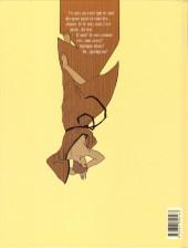 Verso de Candélabres -4- L'homme avec les oiseaux