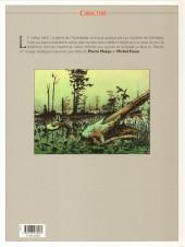 Verso de Balade au Bout du monde -12- L'œil du poisson