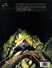Verso de Le dernier livre de la jungle -2- La promesse