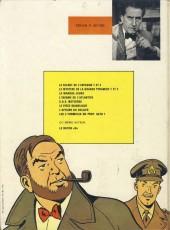 Verso de Blake et Mortimer (Historique) -2d77- Le Secret de l'Espadon 2