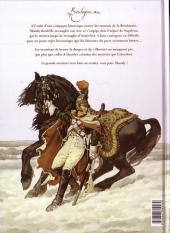 Verso de Shandy, un Anglais dans l'Empire -2- Le dragon d'Austerlitz