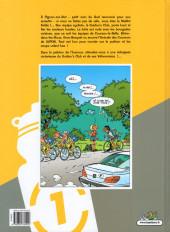 Verso de Les vélo Maniacs -1- Tome 1