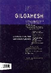 Verso de Gilgamesh (Mitton/Zimmermann) -1- Le pays d'entre les deux fleuves