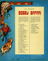 Verso de Bessy -98- L'épée de la paix