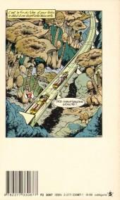 Verso de Yoko Tsuno -3Poch- La forge de Vulcain