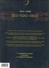 Verso de Le fléau de Dieu -1- Mangeur de rats
