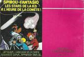 Verso de Spirou et Fantasio -2- (Divers) -ED1- L'incroyable Burp !
