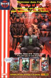Verso de Marvel Icons (Marvel France - 2005) -11- Sentry