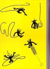 Verso de Spirou et Fantasio -12TL- Le nid des Marsupilamis