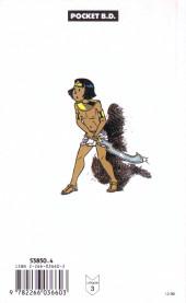 Verso de Papyrus -6Poch- Les quatre doigts du dieu lune