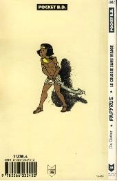 Verso de Papyrus -3Poch- Le colosse sans visage