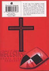 Verso de Hellsing -7- Tome 7