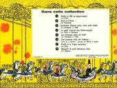 Verso de Foufi -HS1- Foufi et le tapis enchanté