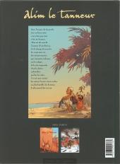 Verso de Alim le tanneur -1b06- Le secret des eaux
