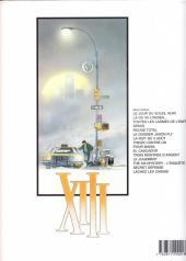 Verso de XIII -2b2000/04- Là où va l'indien...