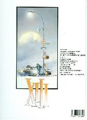 Verso de XIII -7b2000- La nuit du 3 août