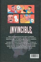 Verso de Invincible -2- Au nom du père