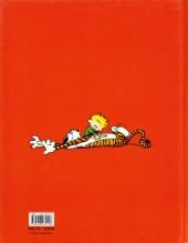 Verso de Calvin et Hobbes -INT02- Intégrale 2