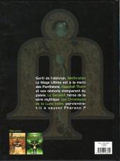 Verso de Methraton -3- Pharaon