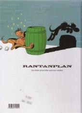 Verso de Rantanplan -15- La belle et le bête
