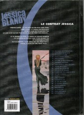 Verso de Jessica Blandy -18a2006- Le contrat Jessica