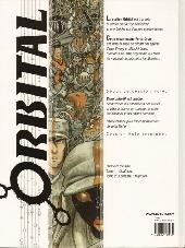 Verso de Orbital -1- Cicatrices