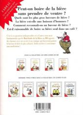 Verso de Le mini-guide -14- Le mini-guide de la Bière