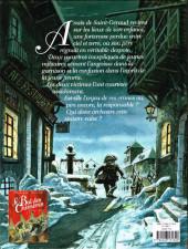 Verso de Le bal des chimères -2- Labyrinthes