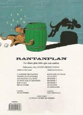 Verso de Rantanplan -8B3- Bêtisier 3