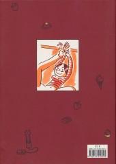 Verso de Fraise et chocolat - Tome 1