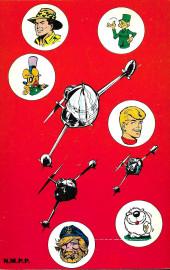 Verso de (Recueil) Tintin (Sélection) -4- 260 pages d'aventures inédites