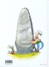 Verso de Astérix (Hachette) -9c2006- Astérix et les Normands