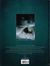 Verso de Lune d'ombre -3- L'île aux Démons