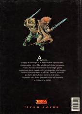 Verso de Allande -1- Le royaume perdu