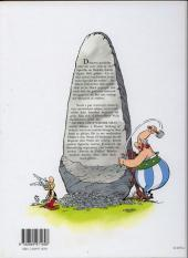 Verso de Astérix (en langues régionales) -32alsa- Astérix geht wieder dran