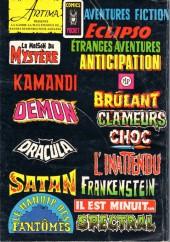 Verso de Frankenstein (Arédit - Comics Pocket) -9- L'émule de Frankenstein