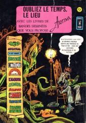 Verso de Frankenstein (Arédit - Comics Pocket) -10- Calvaire cybernétique